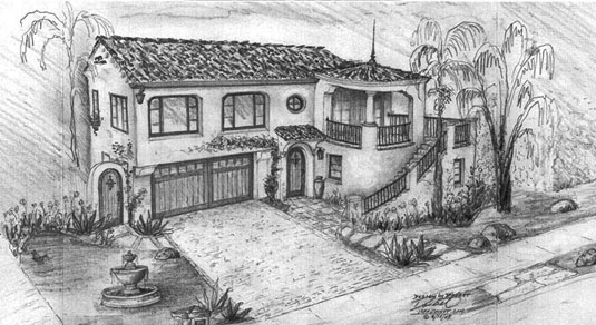 West Beach Spanish Revival Santa Barbara